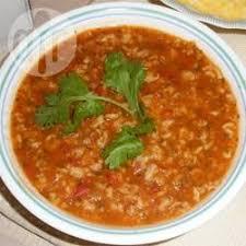 comment cuisiner le d avoine recette soupe à la tomate et à l avoine toutes les recettes allrecipes