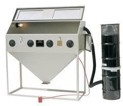 Sandblast Cabinet Parts Steel Cabinet Blaster By Alc 40413