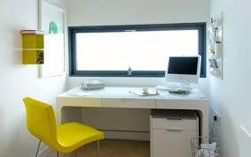 minimalist design of study room window interior design