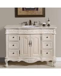 48 Single Sink Bathroom Vanity by Summer Special Silkroad Exclusive Countertop Marble Single Sink