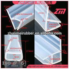 bathroom shower door floor rubber strip buy shower floor rubber