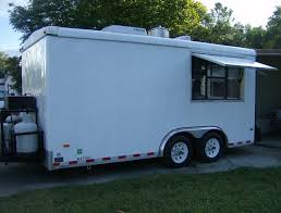mobile kitchen trailer open kitchen design