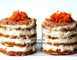 orange ginger u0026 coconut ripple cakes the kind cook