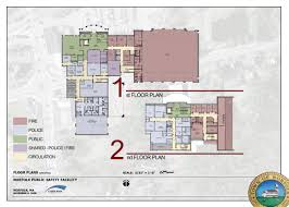 2nd Floor Plan Design First Floor Plan Fire Department Pinterest