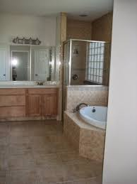 flooring elegant bathroom design with american olean backsplash