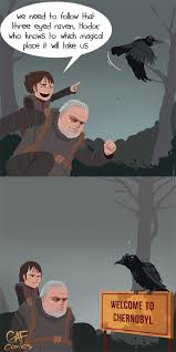 Shots Fired Meme Origin - the origin of the three eyed raven by gafcomics meme center