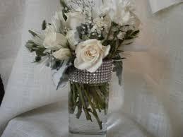 centerpiece vases set of 10 bridesmaid bouquet vase wedding bling