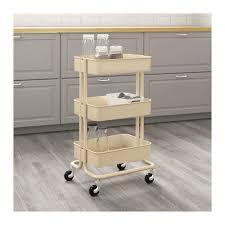 råskog utility cart utility cart for kitchen home furniture