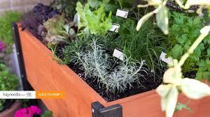 small space gardening ideas hayneedle com youtube
