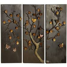 decorative metal wall art panels 1000 images about metal wall art