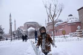 arctic outbreak kills dozens amid heavy snow in eastern europe turkey