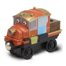 chuggington wooden railway hodge quality toy babysupermarket