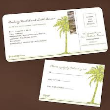 destination wedding invitations passport invitations for destination wedding weddingbee