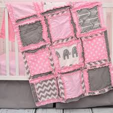 Personalized Girls Bedding by Best 25 Pink Baby Bedding Ideas Only On Pinterest Pink Bed