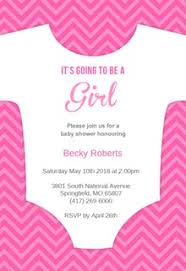 baby girl baby shower invitations free baby shower invitation templates for greetings island