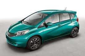 compact nissan versa or similar range extended electric nissan note to launch in november