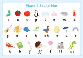 phase 2 sound mats free early years u0026 primary teaching