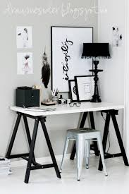 Black And White And Grey Bedroom Best 25 Gray Home Offices Ideas On Pinterest Grey Study Desks