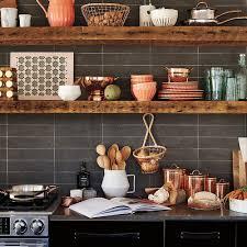 23 rustic kitchen shelving ideas for modern kitchen amepac furniture