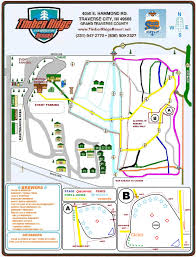 Iron Mountain Michigan Map by Map Of Mackinaw Mill Creek Campground In Mackinaw City Mi