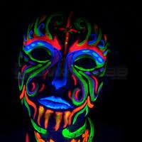 glow paint paint 10ml