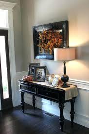 tall skinny entry table best narrow ideas foyer decor hall slim