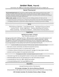 pharmacy resume exles 7 sle pharmacist resume hospital objective exles amusing