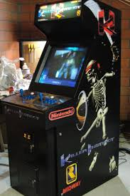 Nba Jam Cabinet June 9th 2014 R Cade For The Love Of Arcade Games And The