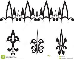 ornament and arrow royalty free stock images image 26082949
