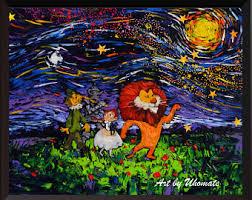 Wizard Of Oz Bedroom Decor Wizard Of Oz Nursery Etsy