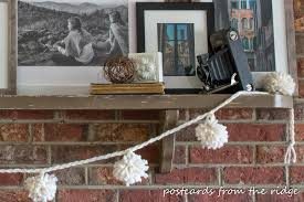 Anthropologie Room Inspiration by Pinterest Inspiration Anthropologie Pompom Garland Postcards