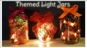 theme gifts themed light jars great for gifts and decorations