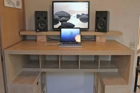 Computer Desk Build Space Saving Office Desks Build Your Own Computer Desk Build My