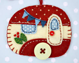 101 handmade ornament ideas part 44 felt ornaments