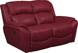 la z boy barrett leather reclining loveseat wayfair