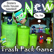 trash pack toys fresh pack pirates child art trash pack game