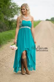 cute country bridesmaid dresses with boots wedding dress ideas