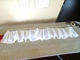 saleena diy ruffled crib skirt tutorial