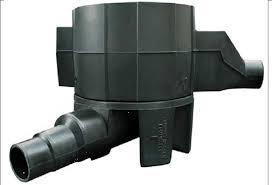 filtre de filtre eau de pluie a enterrer in line