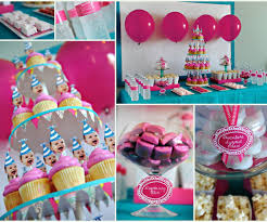 girl birthday ideas pristine girl birthday party mes party ideas and