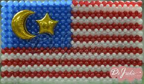 Malasia Flag Balloon Decorations For Weddings Birthday Parties Balloon