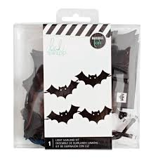 Halloween Garland Marquee Love Light Garland Kit Bat U2013 Heidi Swapp