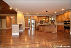 open ranch style floor plans new home building and design home building tips open