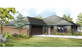 Hip Roof House Plans Prairie Style House Plans Oakdale 30 881 Associated Designs