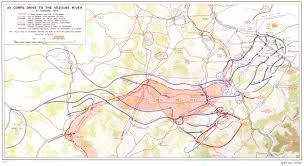 Ww2 Europe Map Hyperwar Us Army In Wwii The Lorraine Campaign