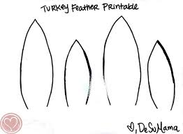 doc 736997 turkey template 1000 ideas about turkey template
