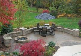 Patio Retaining Wall Pictures Walkers Concrete Llc Seating And Retaining Walls