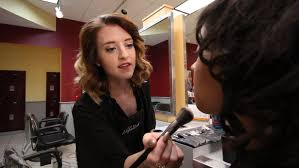 colleges for makeup artists student cara walsh born artist