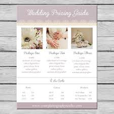 wedding photographer prices best 25 wedding photography pricing ideas on wedding