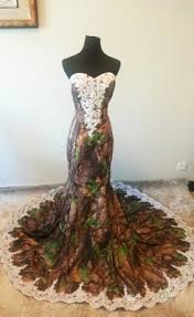 brown wedding dresses cheap camo wedding dresses and camouflage bridal gowns
